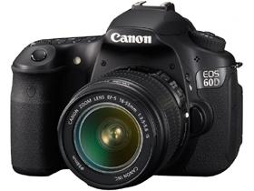 Canon EOS 60D 開賣,單機不用三萬五