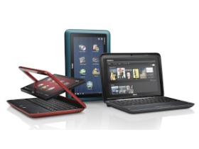 Dell Inspiron DUO:小筆電 直接空翻 平板電腦