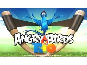 【Angry Bird】【Angry Birds RIO】香蕉取得