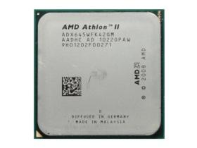 升頻再戰,Athlon II 三兄弟 X4 645、X3 450、X2 265 參上