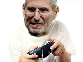 【掌機與手機遊戲】Steve Jobs:用iPhone威脅傳統掌機的男人