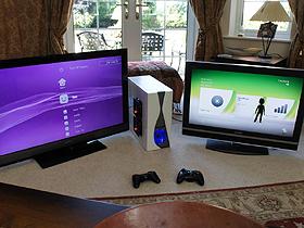 【電視遊樂器】狂熱改裝!把PS3與Xbox 360塞進一台機殼中
