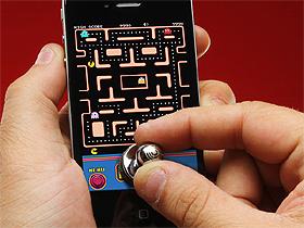 【掌機與手機遊戲】iPhone與iPad的專屬控制桿出現,打Game更方便!