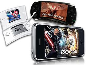【掌機與手機遊戲】iPhone 4S發表:朝著遊戲市場前進的Apple