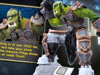 【魔獸世界】喜歡索爾嗎?到Mega Bloks搬一隻回家吧!