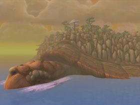 【魔獸世界】「潘達利亞的迷霧」熊貓人新手村-迷蹤島第一手測試報告