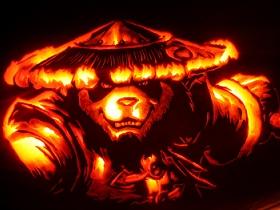 【星海爭霸Ⅱ】2011暴雪南瓜雕刻大賽得獎作品公布!