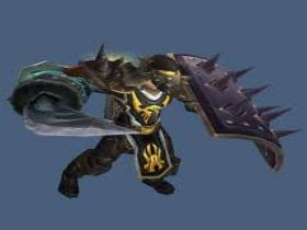 【魔獸世界】【經典武器塑形】拳套武器