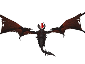 【魔獸世界】【巨龍之魂首領掉寶】 BOSS7:死亡之翼的脊椎