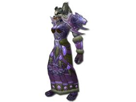 【魔獸世界】【巨龍之魂首領掉寶】 BOSS4:「暴風守縛者」哈甲拉