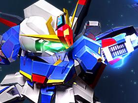 【SD 鋼彈】SD鋼彈Online 12月改版 最後對決超越自我極限