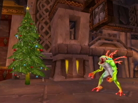 【魔獸世界】【暴雪影片館】魚人應景獻唱聖誕歌!We Wish You A Murloc Christmas