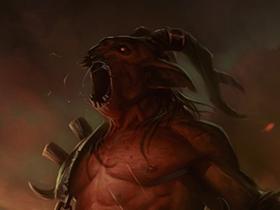【暗黑破壞神III】【桌布下載】官網新惡魔桌布開放下載!