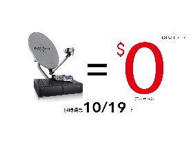 DishHD 10月好康優惠  輕鬆收看最多高畫質頻道