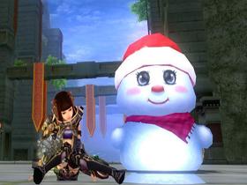 【遊戲產業情報】雷爵網絡遊戲齊歡慶,銀白聖誕線上送好禮!