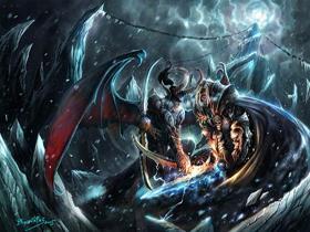 【魔獸世界】英雄職業背景故事-遭腰斬的英雄職業:死靈法師、符文大師與僧侶/武僧