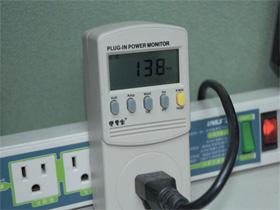 自己的耗電自己測
