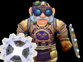 【魔獸世界】【試衣間】魔獸英雄Cosplay:地精之王梅卡托克