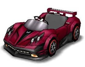 【跑跑卡丁車】王者再現!《跑跑卡丁車》全新車款「帝王勞迪」霸氣登場!