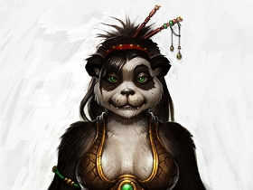 【魔獸世界】WOW 5.0《潘達利亞之謎》:劇情爆料-地獄吼為最終頭目、武僧操作變更、女熊貓人+全新坐騎現身!