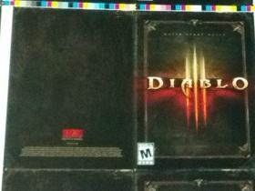 【暗黑破壞神III】【D3小道報】機密流出!?暗黑3使用說明書打樣曝光