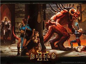 【暗黑破壞神III】【暗黑年鑒】《第六章》暗黑2背景故事:黑暗流浪者、巴爾、墨菲斯托與迪亞布羅