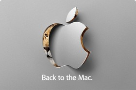 Apple 預告10月20日「Back to the Mac」