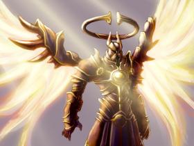 【暗黑破壞神III】【暗黑粉絲團】勇天使英普瑞斯圖集