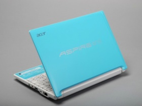 雙核心、雙系統小筆電:Acer Aspire One happy