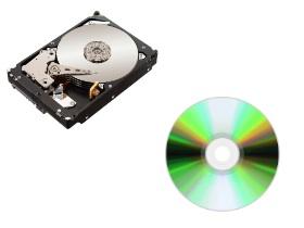 大容量硬碟和光碟你選哪一個?
