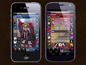 【魔獸世界】《魔獸世界》行動英雄榜上線 免費下載行動裝置App  遠端拍賣場、公會聊天室隨時玩