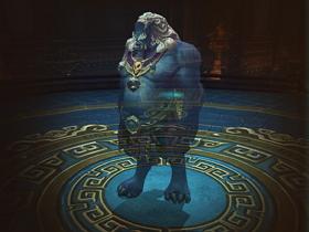 【魔獸世界】【5.0】魔古山寶庫:2王「咒魔」馮