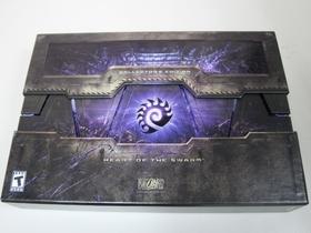 【星海爭霸Ⅱ】遲來的《星海爭霸II:蟲族之心》典藏版開箱文