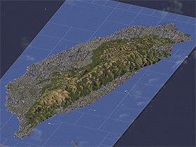 【爆八卦專欄】偉哉!用《模擬城市4》製作台灣地圖,推向全世界