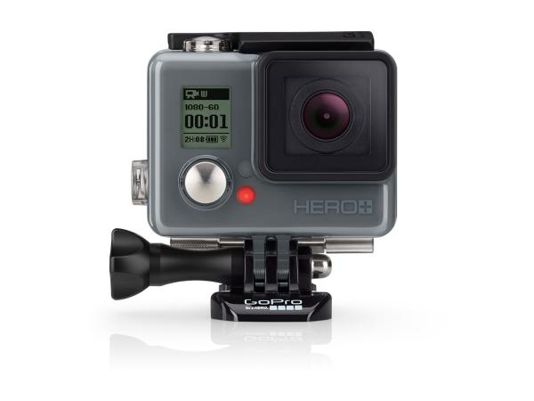 GoPro 推出Wi-Fi入門機種 Hero+ ,入手價降至 200 美元