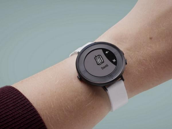 Pebble推新智慧手錶,系統和外觀都革新!