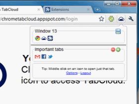 讓Google瀏覽器也有Firefox分頁群組同步功能