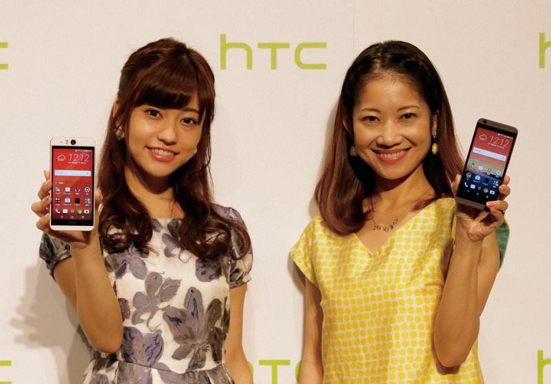HTC 進軍日本 SIM LOCK FREE 空機智慧型手機市場