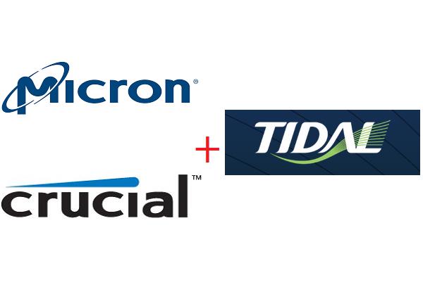 Micron 併購 Tidal Systems,搶占固態硬碟控制器資源