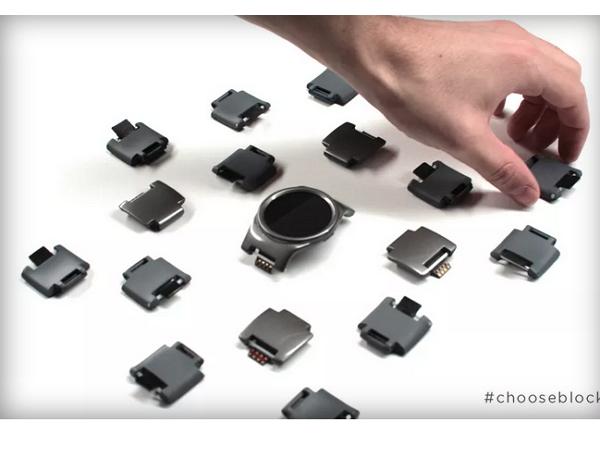 積木智慧手機還沒量產,積木智慧手錶已經在路上