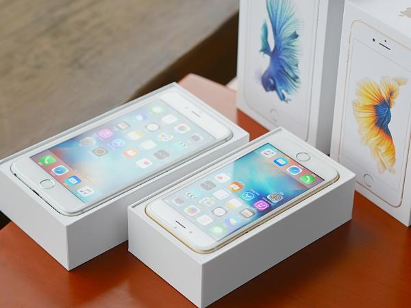 開賣前搶先看,iPhone 6s(三星A9版)、6s Plus(台積電A9版) 開箱一次看完!