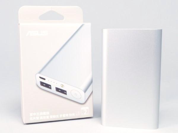 支援 Quick Charge 2.0 快速充電,華碩 ZenPower Pro 行動電源實測