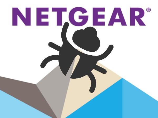 Netgear 部分路由器出現 DNS 漏洞,釋出新版韌體修正