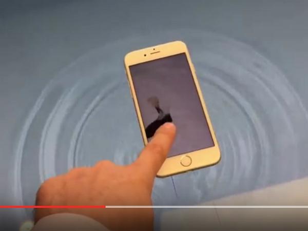 在一整張桌子上操作3D Touch,那會是什麼感覺?