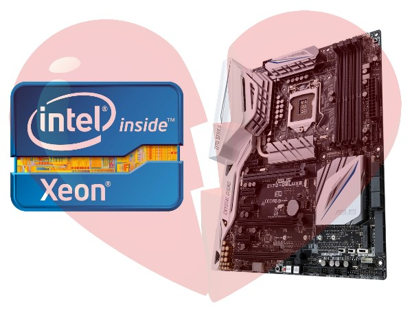 Intel Xeon E3-1200 v5 處理器正式推出,不再向下相容個人平台