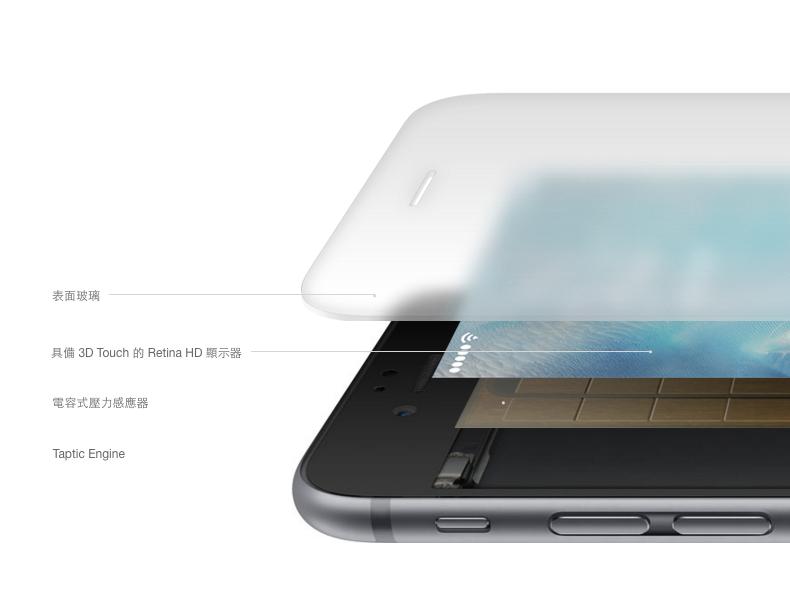 iPhone 6s 3D touch 實測: Peek、Pop、快速動作這些功能怎麼用?