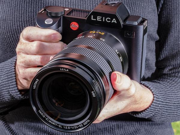 都是 2400 萬畫素,Leica SL全幅相機可以買 7 台半Sony A7