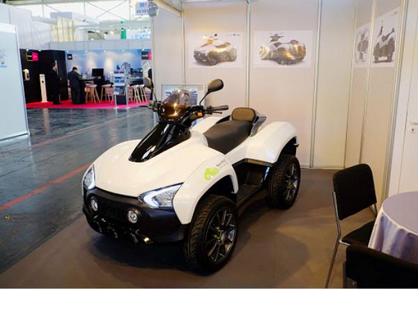 宏碁也做智慧電動車,「X Terran」 慕尼黑電動車展亮相!
