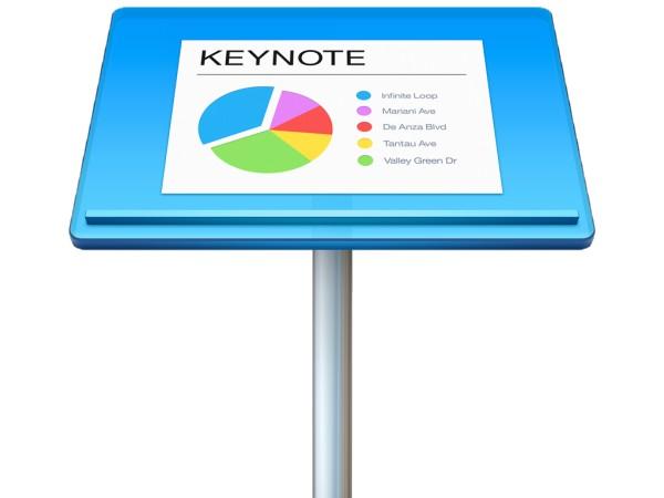 6個美化版面Keynote小技巧-直覺美觀設計,多元圖表呈現