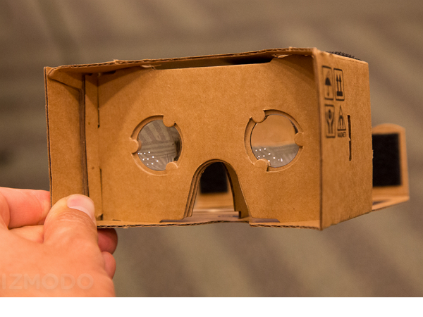 Cardboard其實沒這麼簡單:揭秘Google的AR思路